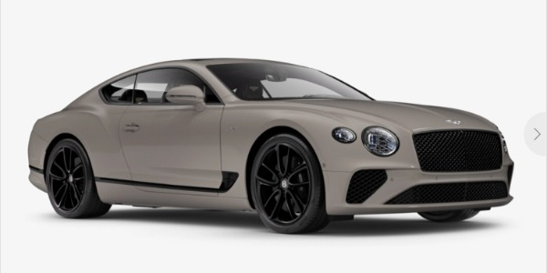 New New 2021 Bentley Continental GT V8 Coupe for sale $262,540 at F.C. Kerbeck Aston Martin in Palmyra NJ