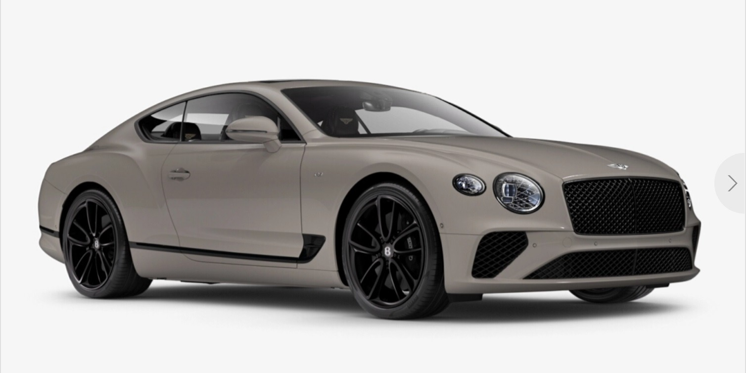 New 2021 Bentley Continental GT V8 Coupe for sale $262,540 at F.C. Kerbeck Aston Martin in Palmyra NJ 08065 2