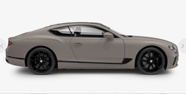 New 2021 Bentley Continental GT V8 Coupe for sale $262,540 at F.C. Kerbeck Aston Martin in Palmyra NJ 08065 3