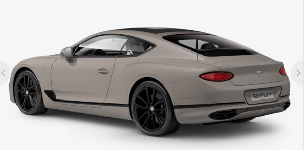New 2021 Bentley Continental GT V8 Coupe for sale $262,540 at F.C. Kerbeck Aston Martin in Palmyra NJ 08065 4