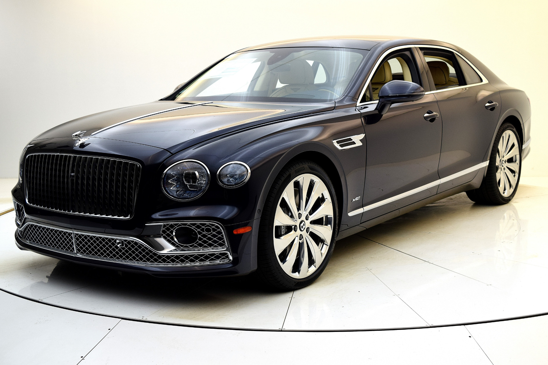 Used 2021 Bentley Flying Spur W12 for sale $269,880 at F.C. Kerbeck Aston Martin in Palmyra NJ 08065 2