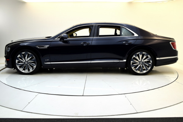 Used 2021 Bentley Flying Spur W12 for sale $269,880 at F.C. Kerbeck Aston Martin in Palmyra NJ 08065 3