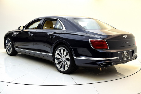 Used 2021 Bentley Flying Spur W12 for sale $269,880 at F.C. Kerbeck Aston Martin in Palmyra NJ 08065 4