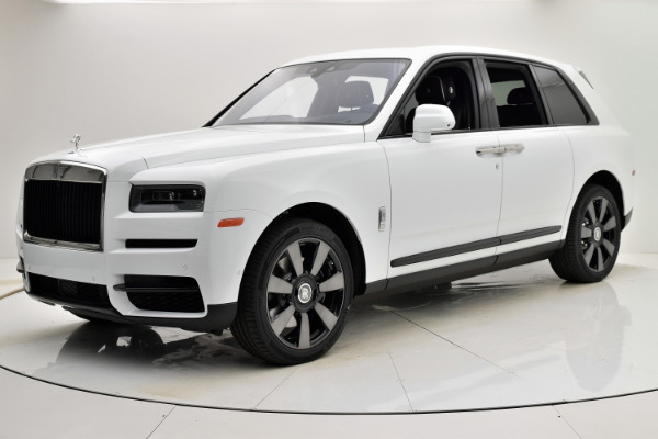 New New 2021 Rolls-Royce Cullinan for sale Call for price at F.C. Kerbeck Aston Martin in Palmyra NJ