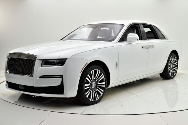 New New 2021 Rolls-Royce Ghost for sale Call for price at F.C. Kerbeck Aston Martin in Palmyra NJ