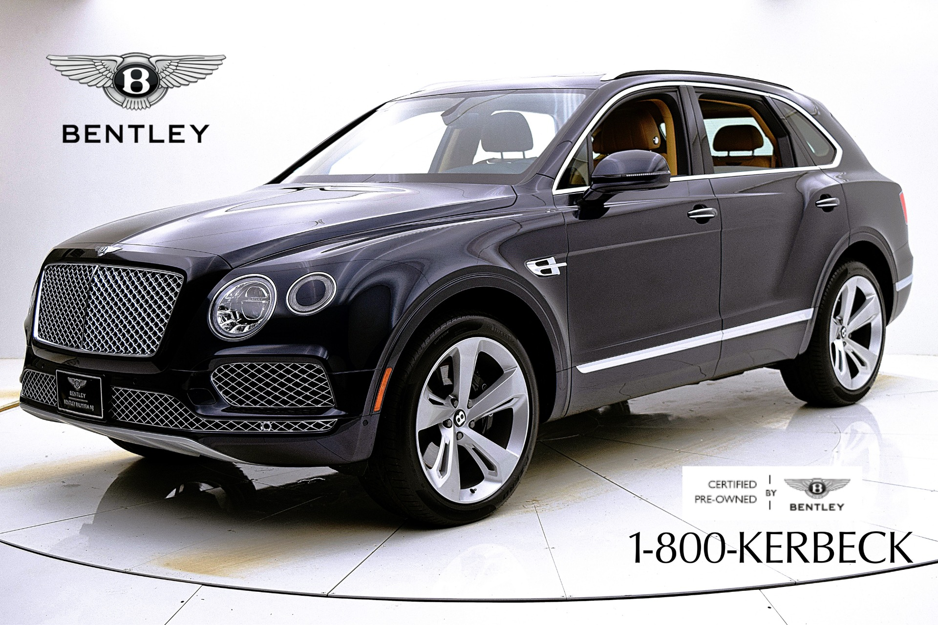 Used 2019 Bentley Bentayga V8 for sale $169,880 at F.C. Kerbeck Aston Martin in Palmyra NJ 08065 2