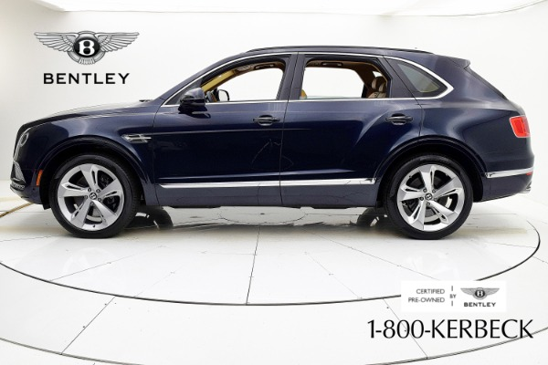 Used 2019 Bentley Bentayga V8 for sale $169,880 at F.C. Kerbeck Aston Martin in Palmyra NJ 08065 3