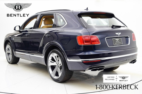 Used 2019 Bentley Bentayga V8 for sale $169,880 at F.C. Kerbeck Aston Martin in Palmyra NJ 08065 4
