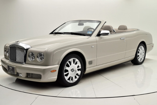 Used 2008 Bentley Azure for sale $159,880 at F.C. Kerbeck Aston Martin in Palmyra NJ 08065 2