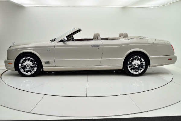 Used 2008 Bentley Azure for sale $159,880 at F.C. Kerbeck Aston Martin in Palmyra NJ 08065 3