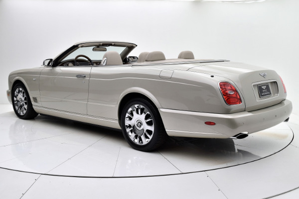Used 2008 Bentley Azure for sale $159,880 at F.C. Kerbeck Aston Martin in Palmyra NJ 08065 4