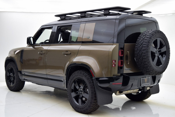 Used 2020 Land Rover Defender First Edition for sale Sold at F.C. Kerbeck Aston Martin in Palmyra NJ 08065 4