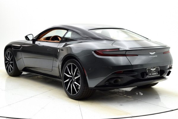 New 2021 Aston Martin DB11 V8 Coupe for sale $231,386 at F.C. Kerbeck Aston Martin in Palmyra NJ 08065 4