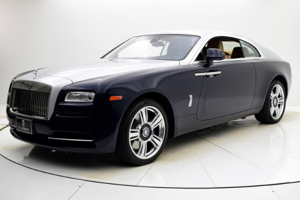 Used 2015 Rolls-Royce Wraith for sale Sold at F.C. Kerbeck Aston Martin in Palmyra NJ 08065 2