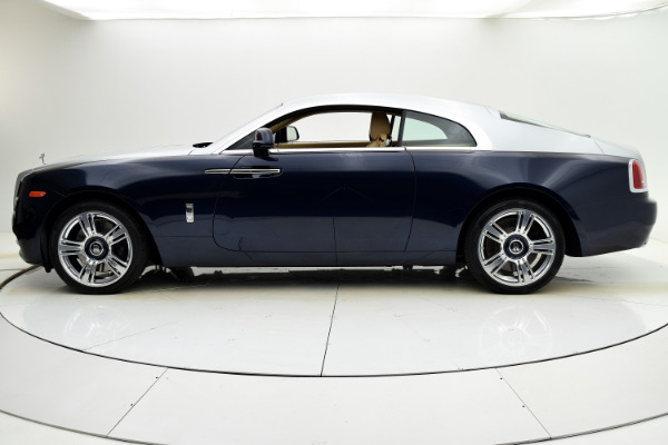 Used 2015 Rolls-Royce Wraith for sale Sold at F.C. Kerbeck Aston Martin in Palmyra NJ 08065 3