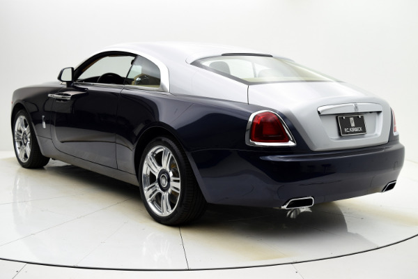 Used 2015 Rolls-Royce Wraith for sale Sold at F.C. Kerbeck Aston Martin in Palmyra NJ 08065 4