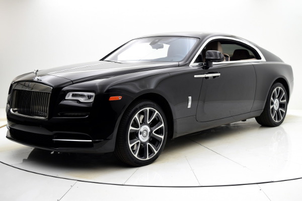 Used 2017 Rolls-Royce Wraith for sale $229,880 at F.C. Kerbeck Aston Martin in Palmyra NJ 08065 2