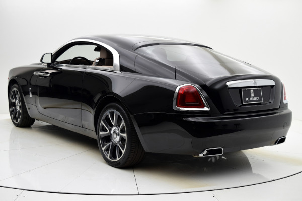 Used 2017 Rolls-Royce Wraith for sale $229,880 at F.C. Kerbeck Aston Martin in Palmyra NJ 08065 4