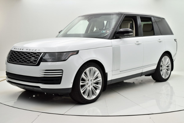 Used Used 2020 Land Rover Range Rover P525 HSE for sale <s>$127,231</s>   <span style='color: red;'>$98,880</span> at F.C. Kerbeck Aston Martin in Palmyra NJ