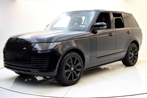 Used Used 2019 Land Rover Range Rover SC for sale $114,880 at F.C. Kerbeck Aston Martin in Palmyra NJ