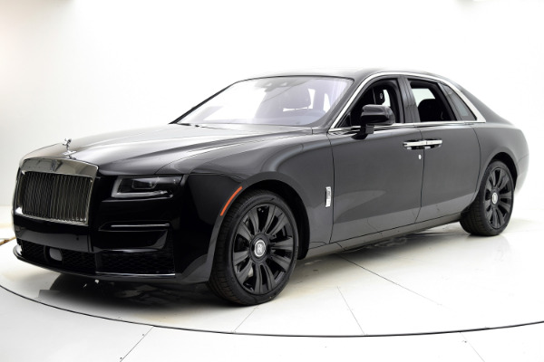 New New 2021 Rolls-Royce Ghost for sale $394,100 at F.C. Kerbeck Aston Martin in Palmyra NJ
