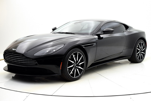 Used 2018 Aston Martin DB11 V8 Coupe for sale $159,880 at F.C. Kerbeck Aston Martin in Palmyra NJ 08065 2