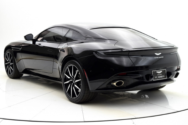 Used 2018 Aston Martin DB11 V8 Coupe for sale $159,880 at F.C. Kerbeck Aston Martin in Palmyra NJ 08065 4