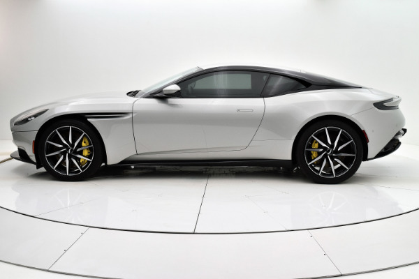 Used 2018 Aston Martin DB11 V8 Coupe for sale $165,880 at F.C. Kerbeck Aston Martin in Palmyra NJ 08065 3