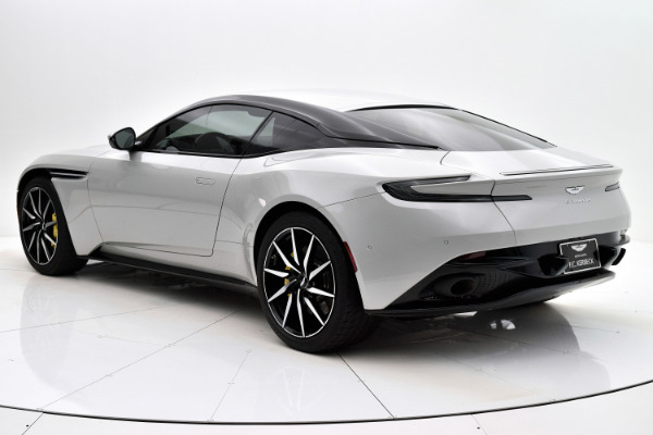 Used 2018 Aston Martin DB11 V8 Coupe for sale $165,880 at F.C. Kerbeck Aston Martin in Palmyra NJ 08065 4