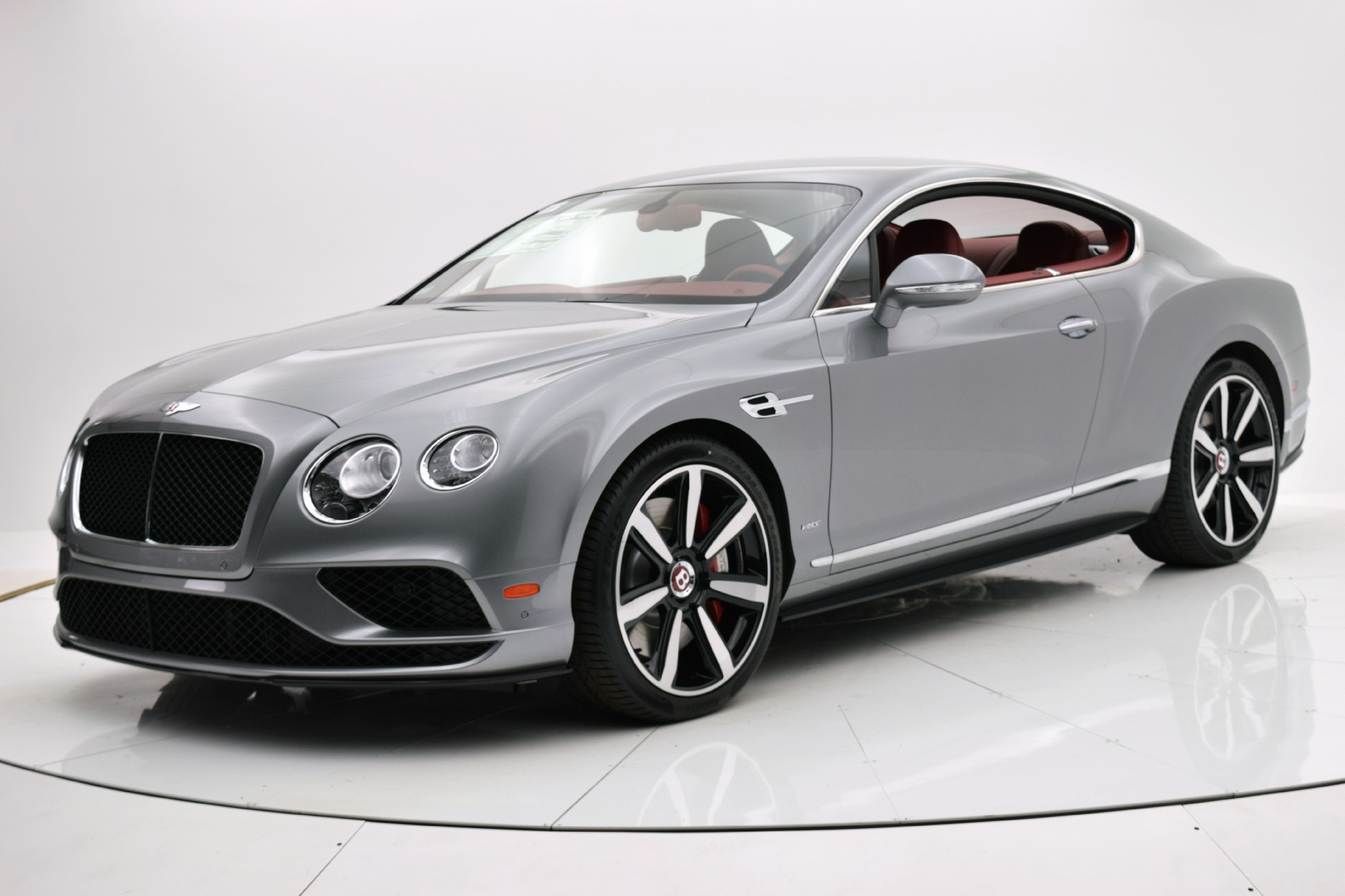 Used 2016 Bentley Continental GT V8 S for sale Sold at F.C. Kerbeck Aston Martin in Palmyra NJ 08065 2