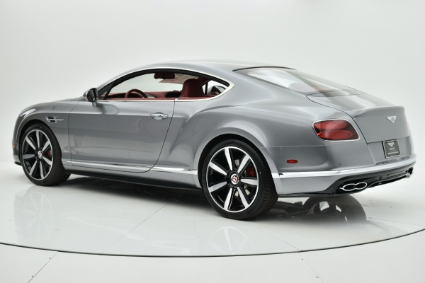 Used 2016 Bentley Continental GT V8 S for sale Sold at F.C. Kerbeck Aston Martin in Palmyra NJ 08065 4
