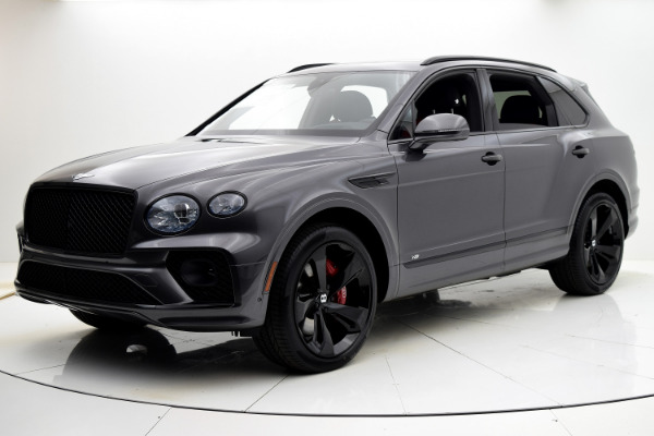 New New 2021 Bentley Bentayga V8 for sale Call for price at F.C. Kerbeck Aston Martin in Palmyra NJ