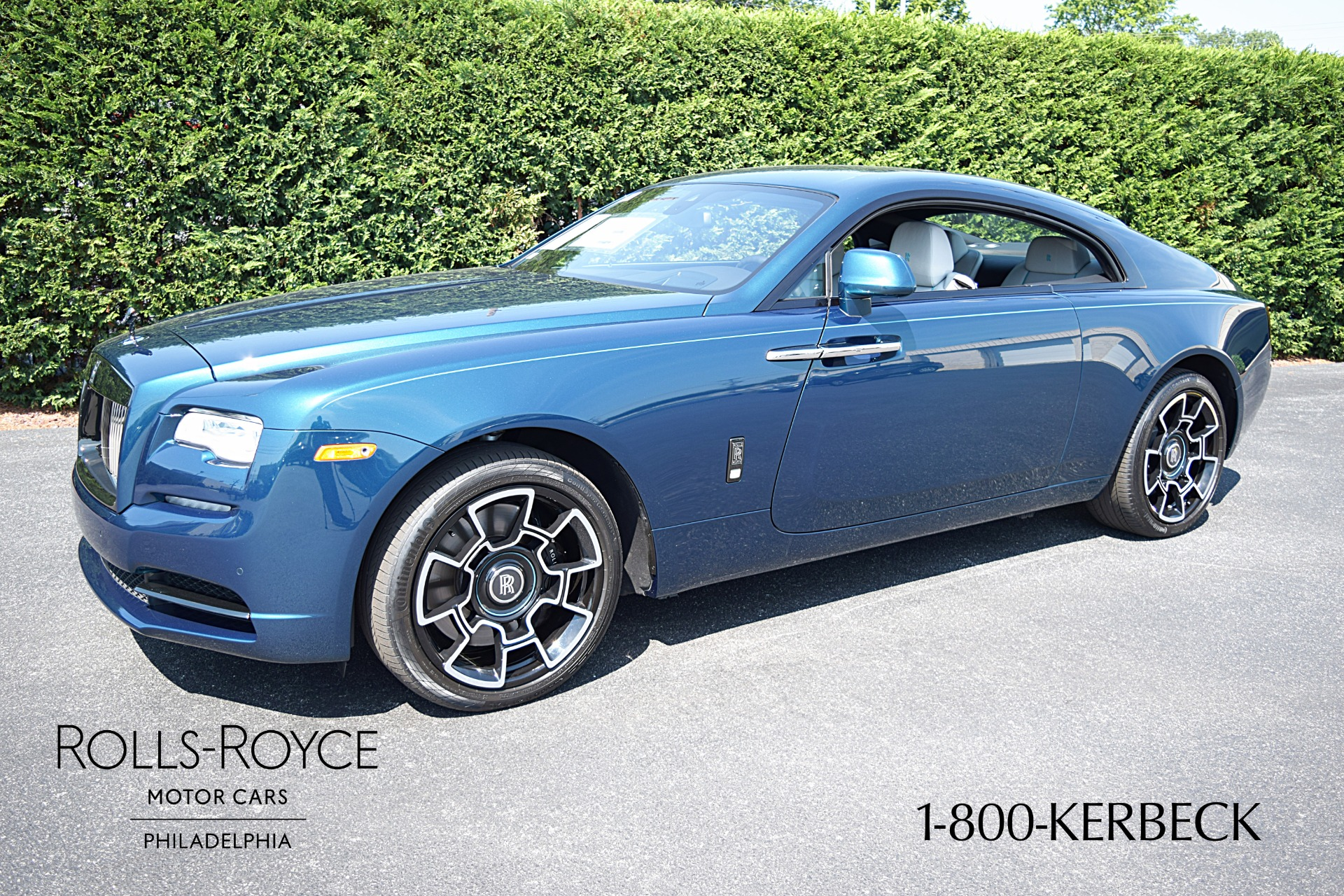 Used 2020 Rolls-Royce Wraith Black Badge for sale $459,880 at F.C. Kerbeck Aston Martin in Palmyra NJ 08065 2