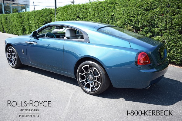 Used 2020 Rolls-Royce Wraith Black Badge for sale $459,880 at F.C. Kerbeck Aston Martin in Palmyra NJ 08065 3