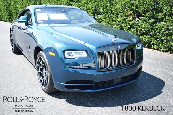 Used 2020 Rolls-Royce Wraith Black Badge for sale $459,880 at F.C. Kerbeck Aston Martin in Palmyra NJ 08065 4
