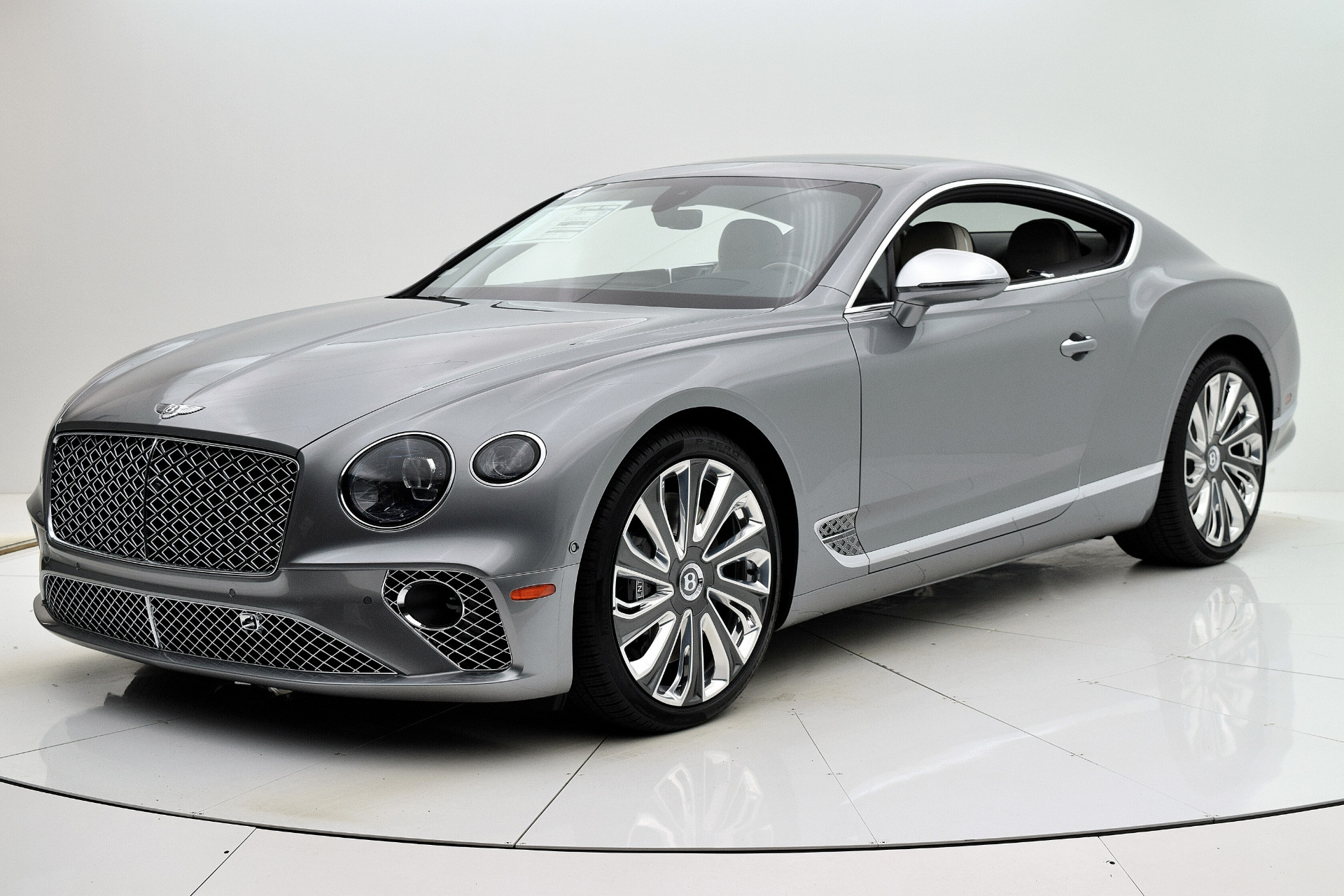 New 2021 Bentley Continental GT V8 Mulliner Coupe for sale Call for price at F.C. Kerbeck Aston Martin in Palmyra NJ 08065 2