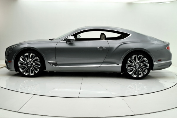 New 2021 Bentley Continental GT V8 Mulliner Coupe for sale Call for price at F.C. Kerbeck Aston Martin in Palmyra NJ 08065 3