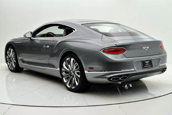 New 2021 Bentley Continental GT V8 Mulliner Coupe for sale Call for price at F.C. Kerbeck Aston Martin in Palmyra NJ 08065 4