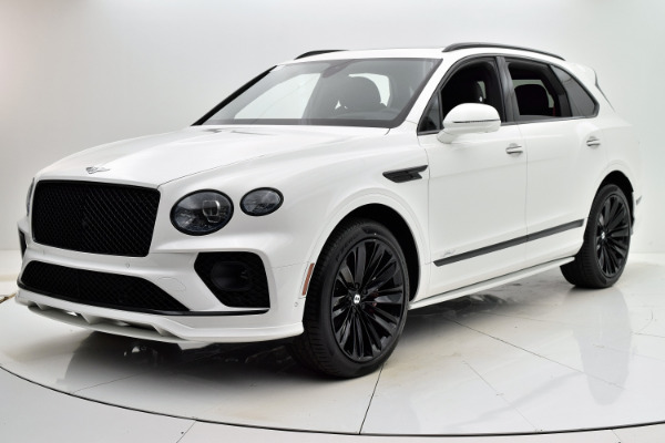 New New 2021 Bentley Bentayga Speed for sale Call for price at F.C. Kerbeck Aston Martin in Palmyra NJ