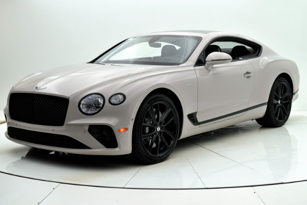 New New 2021 Bentley Continental GT V8 for sale Call for price at F.C. Kerbeck Aston Martin in Palmyra NJ