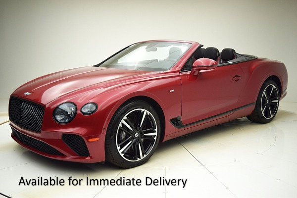 Used Used 2021 Bentley Continental GT V8 Convertible for sale $284,520 at F.C. Kerbeck Aston Martin in Palmyra NJ