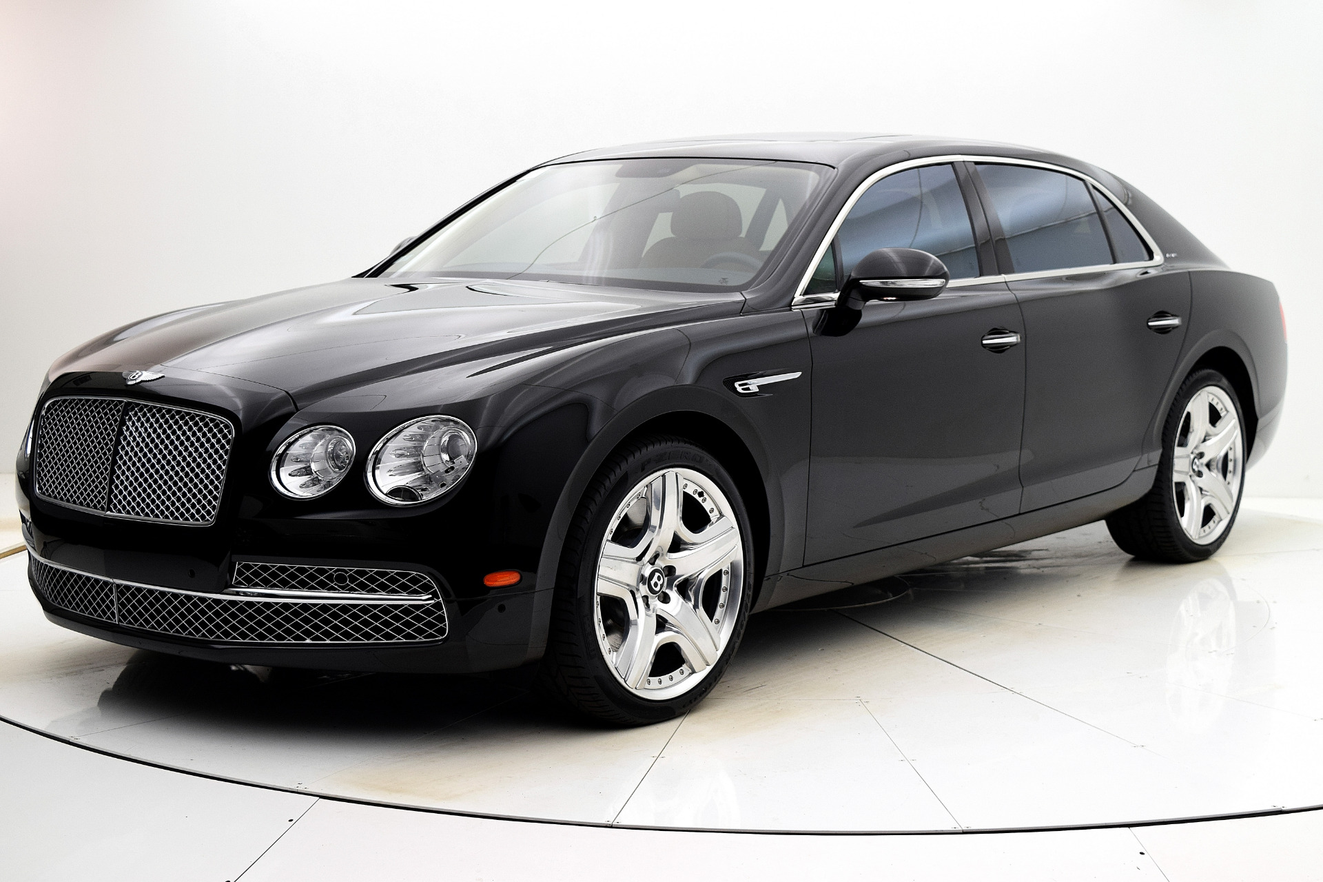 Used 2014 Bentley Flying Spur W12 for sale $114,880 at F.C. Kerbeck Aston Martin in Palmyra NJ 08065 2