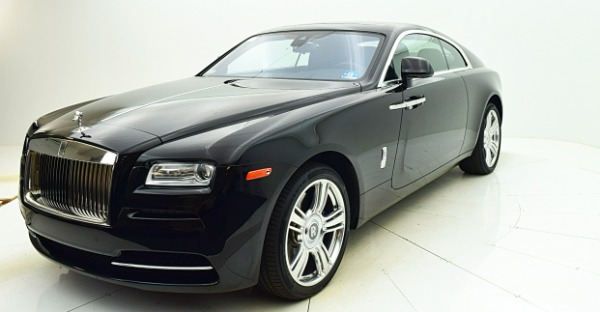 Used Used 2015 Rolls-Royce Wraith BASE for sale $199,880 at F.C. Kerbeck Aston Martin in Palmyra NJ
