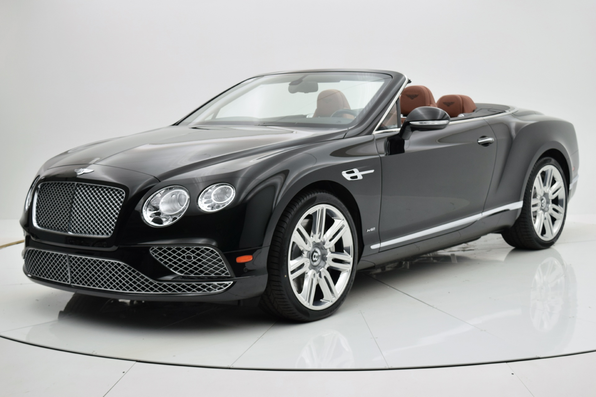 Used 2016 Bentley Continental GT W12 for sale $145,880 at F.C. Kerbeck Aston Martin in Palmyra NJ 08065 2