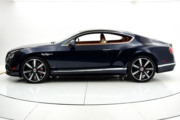 Used 2016 Bentley Continental GT V8 S Coupe for sale Sold at F.C. Kerbeck Aston Martin in Palmyra NJ 08065 3