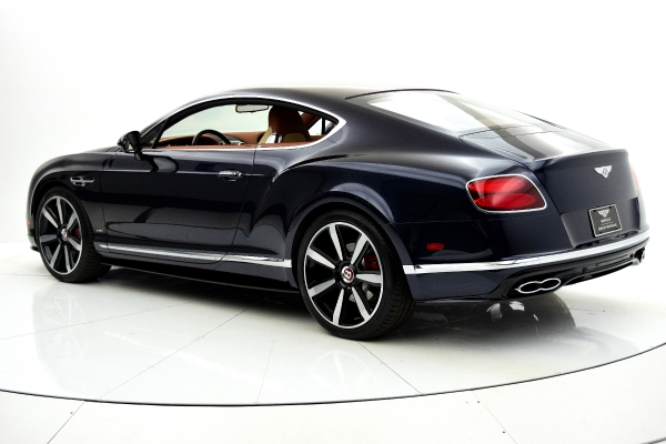 Used 2016 Bentley Continental GT V8 S Coupe for sale Sold at F.C. Kerbeck Aston Martin in Palmyra NJ 08065 4