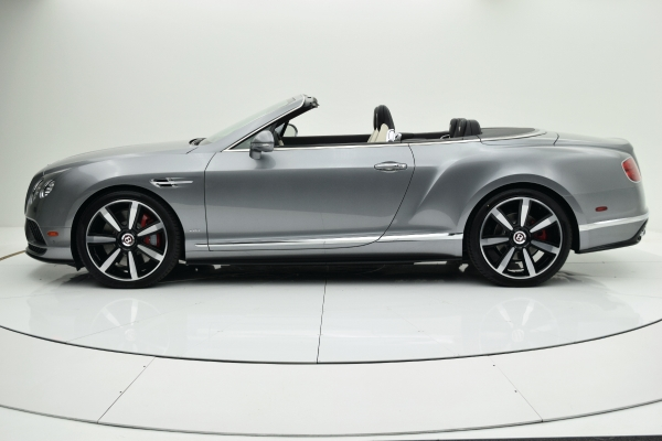 Used 2016 Bentley Continental GT V8 S Convertible for sale $169,880 at F.C. Kerbeck Aston Martin in Palmyra NJ 08065 3