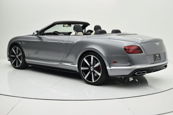 Used 2016 Bentley Continental GT V8 S Convertible for sale $164,880 at F.C. Kerbeck Aston Martin in Palmyra NJ 08065 4