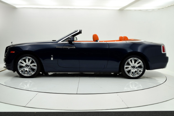 Used 2016 Rolls-Royce Dawn for sale Sold at F.C. Kerbeck Aston Martin in Palmyra NJ 08065 3