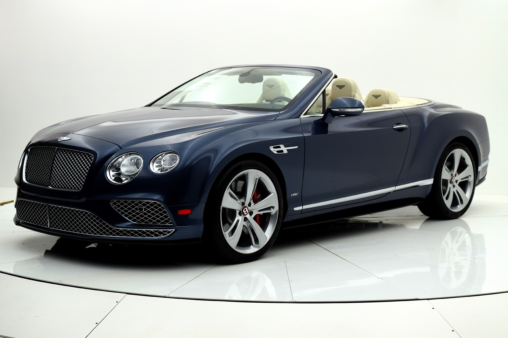 Used 2016 Bentley Continental GT V8 S for sale $149,880 at F.C. Kerbeck Aston Martin in Palmyra NJ 08065 2